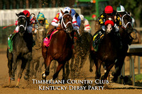 Timberlane Country Club Kentucky Derby Party