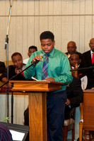 Evening Star Missionary Baptist Church Anniversary 2015